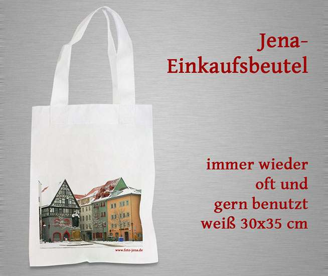 trendiger Jena Einkaufsbeutel